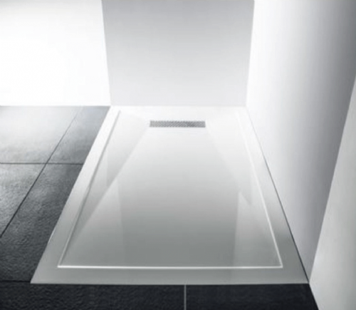 Elite Linear Shower Tray Inc Drain - Various Sizes